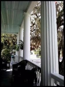 Romantic Porch
