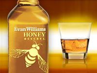 Even Williams Honey Reserve Bourbon Kentucky