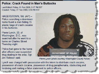 crack in buttocks funny picture