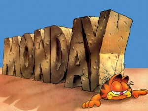 garfield funny monday joke of the day