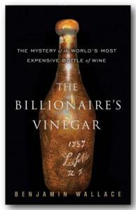 Thomas Jeffereson most expensive wine