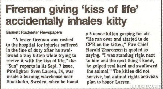 funny newspaper