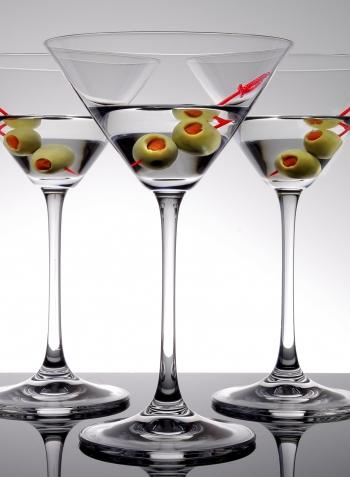 Classic Gin Martini - Drink Guy